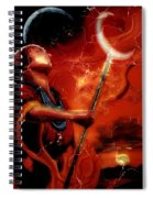 Lord Of Casterly Rock Spiral Notebook
