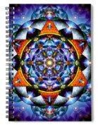 Lord Of Light I Spiral Notebook