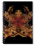 Lord Of The Flies Spiral Notebook