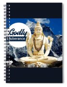 Lord Shiva Spiral Notebook