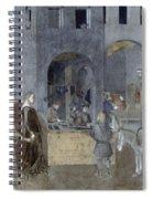 Lorenzetti: Good Govt Spiral Notebook