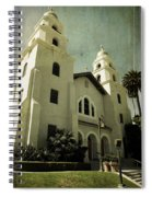 Beverly Hills Church Spiral Notebook