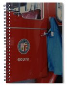 Los Angeles Fire Department Spiral Notebook