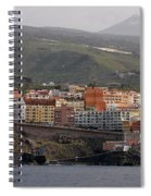 Los Gigantes From The Sea 2 Spiral Notebook