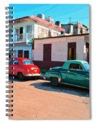 Los Tres Amigos Spiral Notebook
