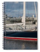 Lost At The Battle Of Midway June 1942 Spiral Notebook