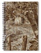 Lost Barn S Spiral Notebook