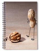 Lost Brains 01 Spiral Notebook