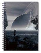 Lost But Not Forgotten Spiral Notebook
