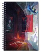 Lost Dreams Spiral Notebook