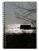 Lost For Words Spiral Notebook