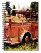 Lost Hero Spiral Notebook