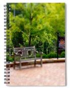 Lost Hollow Spiral Notebook