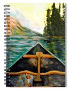 Lost In Nature Spiral Notebook