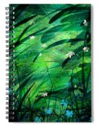 Lost In Paradise Spiral Notebook