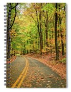 Lost In Pennsylvania Spiral Notebook