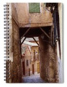 Lost In Toledo II Spiral Notebook