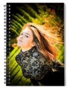 Lost Mermaid Spiral Notebook