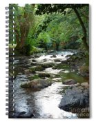 Lost River Spiral Notebook