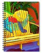 Lost Shaker Of Salt 2 Spiral Notebook