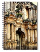 Lost Treasures Spiral Notebook