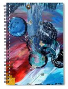 Lost World Spiral Notebook