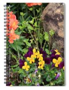 Lots Of Color Spiral Notebook