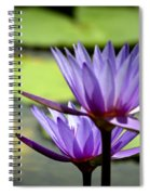 Lotus 5 Spiral Notebook