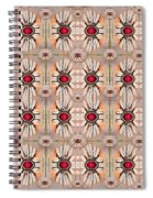 Lotus Bloom Spreading Peace In Mind Spiral Notebook