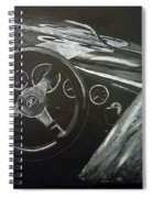 Lotus Eleven Spiral Notebook