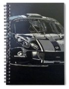 Lotus Exige Gt3 Spiral Notebook