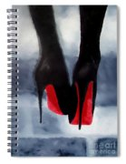 Louboutin At Midnight Spiral Notebook