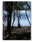 Lough Leane Through The Woods Spiral Notebook