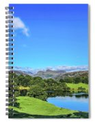 Loughrigg Tarn Spiral Notebook