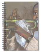 Louie Spiral Notebook