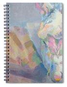 Louie Spiral Notebook