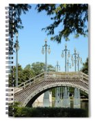 Louis Armstrong Park - New Orleans Spiral Notebook