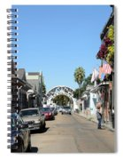 Louis Armstrong Park - Straight Ahead - New Orleans Spiral Notebook