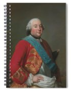Louis Philippe D'orleans As Duke Of Orleans Spiral Notebook