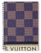 Louis Vuitton Mens Wallet Spiral Notebook