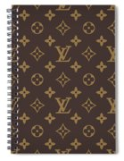 Louis Vuitton Texture Spiral Notebook