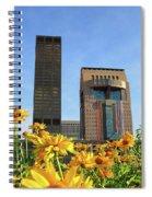 Louisville Floral Spiral Notebook