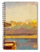 Lounging Licous Spiral Notebook