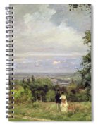 Louveciennes Spiral Notebook