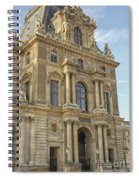 Louvre In Paris Spiral Notebook