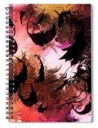 Love Affair Spiral Notebook