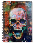 Love And Life Spiral Notebook