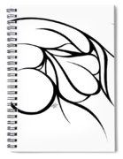 Love At Rest Spiral Notebook