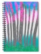 Love Birch Spiral Notebook