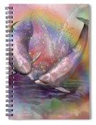 Love Bubbles Spiral Notebook